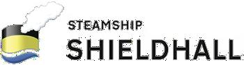 Steamship Shieldhall Logo