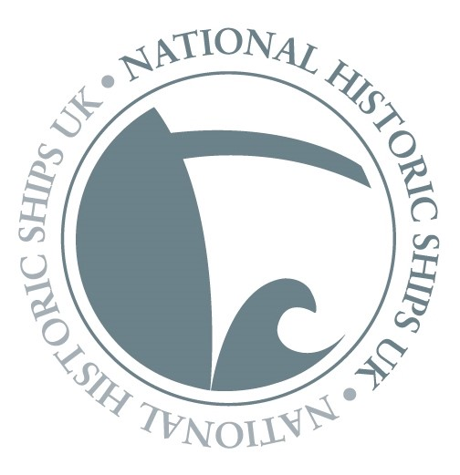 National Historic Ships UK logo